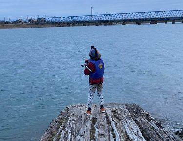 3月もメバルは釣れます